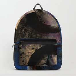 Being Within No. 4 by Kathy Morton Stanion Backpack