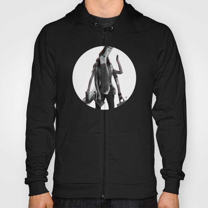 Build a Woman - Cut and Glue · Dizzy Miss Lizzy · Day · Crop Circle Hoody