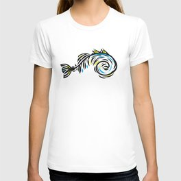 Bone Fishish 4C T-shirt