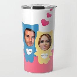 Miley and Liam 507 Travel Mug