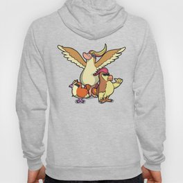 Pokémon - Number 16, 17 & 18 Hoody