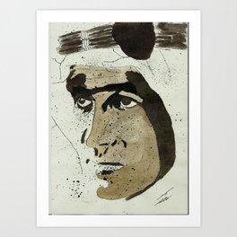 Peter O'Toole Art Print