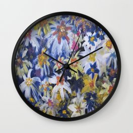 Southern Bells Wall Clock