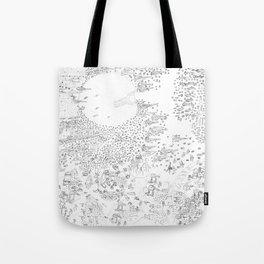 Battle Front #2 Tote Bag
