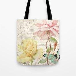 Florabella IV Tote Bag