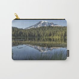 Reflecting a Mountain Carry-All Pouch
