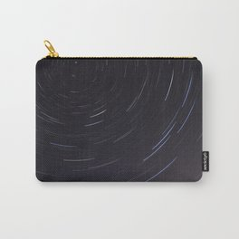 Moving night stars Carry-All Pouch