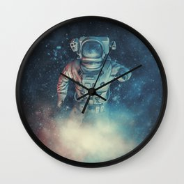 Into The Oort Cloud Wall Clock