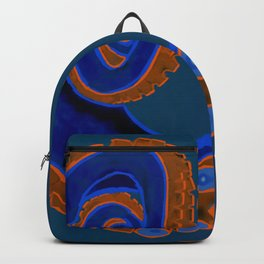 Tentacle of the depths Backpack
