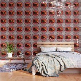 FUNKY VINTAGE AUDIOTAPE Wallpaper