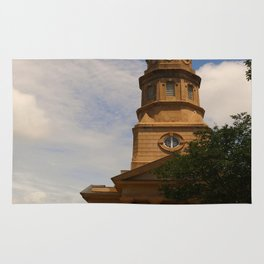 St. Philip's Church Charleston Rug