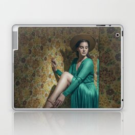 Roses Bloom for You Laptop & iPad Skin