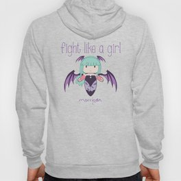 Fight Like a Girl - Morrigan  Hoody