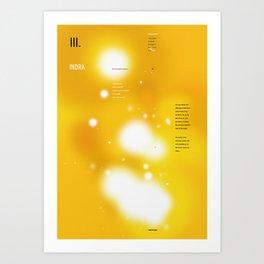 Indra Art Print