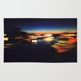 Ghost Boats Rug