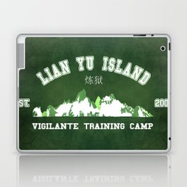 Vigilante Training camp Laptop & iPad Skin