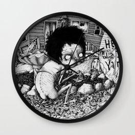 Nature Boy Wall Clock