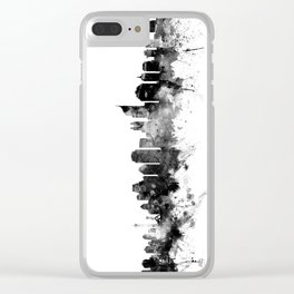 Jakarta Skyline Indonesia Clear iPhone Case