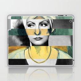 Matisse's Woman with a Turban & Greta Garbo Laptop & iPad Skin