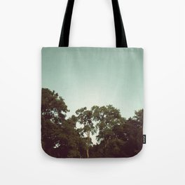 the trees Tote Bag