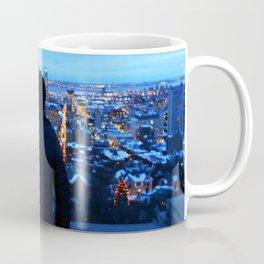 The guy at Mont Royal - Montreal, Canada Coffee Mug