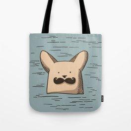 Movember, Pembroke Welsh Corgi Edition Tote Bag
