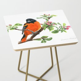 Orchard Prince by Teresa Thompson Side Table