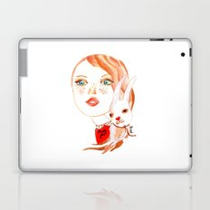 Real Beauty is without Cruelty Laptop & iPad Skin