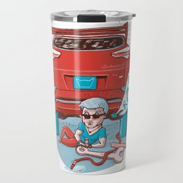 Strong Driver Travel Mug