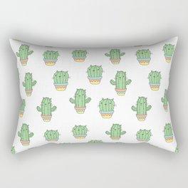 Cat-cus Rectangular Pillow