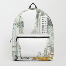 New York City Taxi Backpack