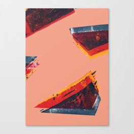 Layer It Up Canvas Print