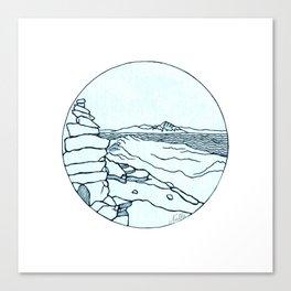 Frary Peak Canvas Print