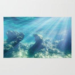 Sea Bottom Rug