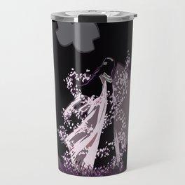 Byakuya Kuchiki Travel Mug