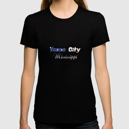 Yazoo City Mississippi T-shirt