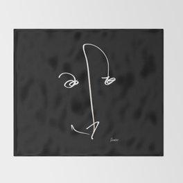 Demeter Moji d1 3-1 b Throw Blanket