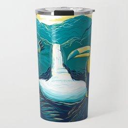 costa rica rainforest Travel Mug