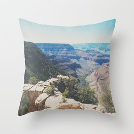 the Grand Canyon ... Throw Pillow