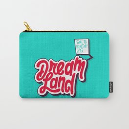 Dream Land Carry-All Pouch