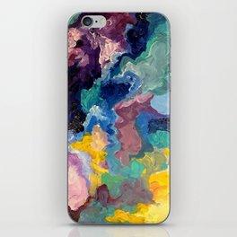 Clouded iPhone Skin