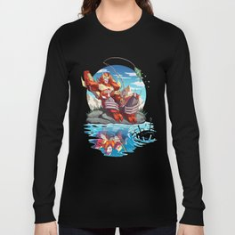 Fish are Jumping Today Long Sleeve T-shirt