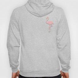 Pink Flamingo Cloud Hoody