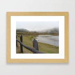 Mucubají Framed Art Print