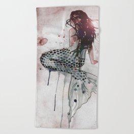 Mermaid II Beach Towel
