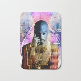 Rakim TheGod MC Bath Mat