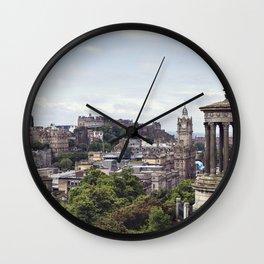 City of Edinburgh Wall Clock