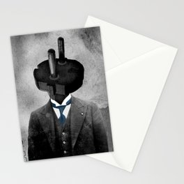 Sir Patrick Plug Stationery Cards