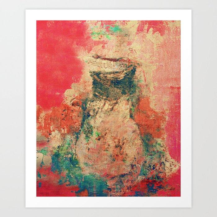 An Empty Vase Art Print By Fernandovieira Society6
