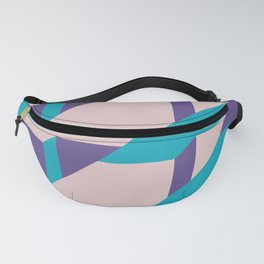 Abstract Glow #society6 #glow #pattern Fanny Pack